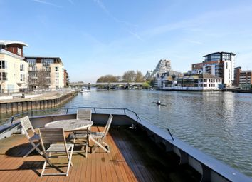 Thumbnail 2 bed houseboat for sale in Panther Quay, Kingston Upon Thames