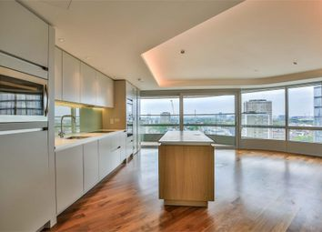 Thumbnail 2 bed flat to rent in Canaletto Tower, London