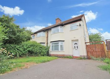 Thumbnail 3 bed property for sale in Fareham Avenue, Hillmorton, Rugby
