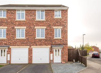 Thumbnail 4 bedroom semi-detached house for sale in Moat Way, Brayton, Selby