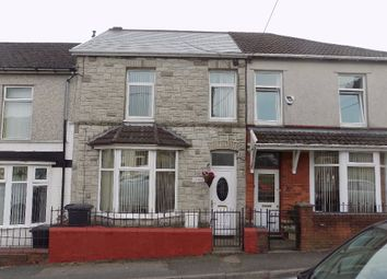 Thumbnail 3 bed terraced house for sale in Victoria St, Abertillery
