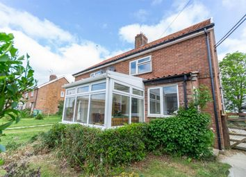 Thumbnail 3 bed semi-detached house for sale in Church Lane, Stanfield, Dereham