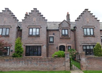 Thumbnail 3 bed terraced house for sale in Rickerby Court, Rickerby, Carlisle