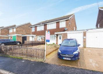 3 bed semi-detached house for sale in William Avenue, Margate CT9