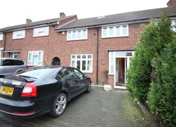 Thumbnail 4 bed terraced house to rent in Aylsham Lane, Noak Hill