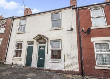 Thumbnail 2 bedroom terraced house for sale in Grosvenor Road, Rotherham, South Yorkshire