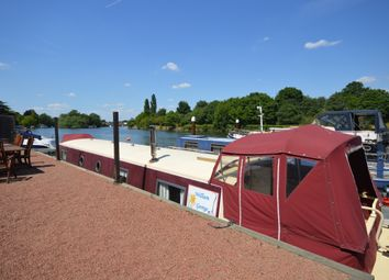 Thumbnail 2 bed houseboat for sale in Ferry Road, Thames Ditton