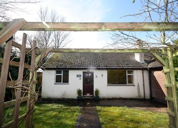 Thumbnail 2 bed bungalow to rent in Aintree Road, Bolton