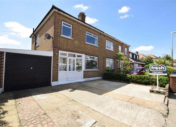 3 bed semi-detached house for sale in Buxton Road, Grays, Essex RM16