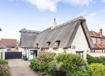 Thumbnail 3 bed cottage for sale in Main Street, Yaxley, Cambridgeshire.