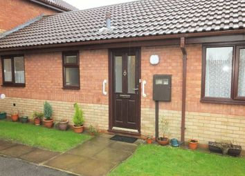 Thumbnail 2 bed terraced bungalow for sale in Ladywell Close, Burton On Trent, Staffs