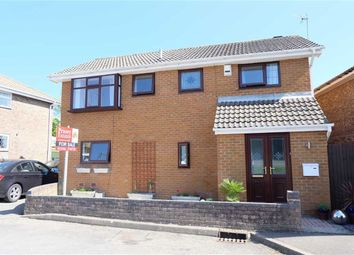 Thumbnail 4 bed detached house for sale in Alwen Drive, Barry, Vale Of Glamorgan
