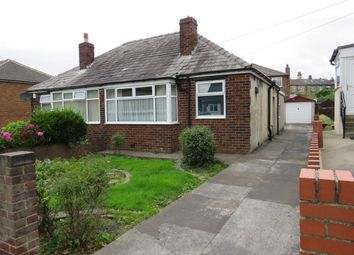 Thumbnail 3 bed semi-detached bungalow for sale in Smalewell Road, Pudsey
