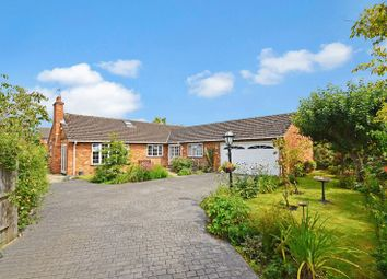 Thumbnail 4 bed bungalow for sale in Willow End, Bates Lane, Weston Turville, Aylesbury