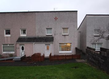 Thumbnail 3 bed end terrace house for sale in Ash Road, Abronhill, Cumbernauld, North Lanarkshire