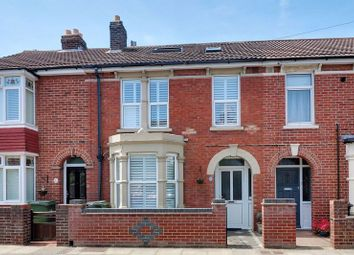 Thumbnail 4 bed terraced house for sale in Target Road, Tipner, Portsmouth