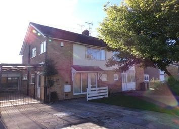Thumbnail 3 bed property to rent in Gorse Lane, Oadby