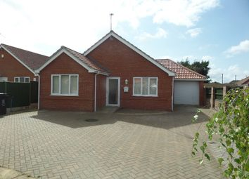 Thumbnail 3 bedroom property to rent in Old Thatche Close, Barley Croft, Hemsby