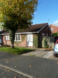 Thumbnail 2 bed bungalow to rent in Heron Drive, Audenshaw