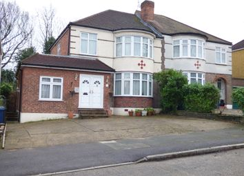 Thumbnail 4 bed semi-detached house for sale in Stuart Road, Barnet