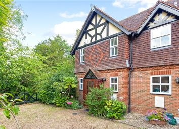 Thumbnail 2 bed end terrace house for sale in Tillingbourne Mews, The Street, Albury, Guildford