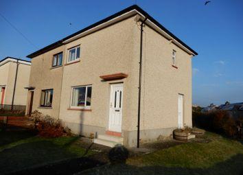 Thumbnail 2 bed semi-detached house for sale in 22 Gilgarren View, Distington, Workington, Cumbria