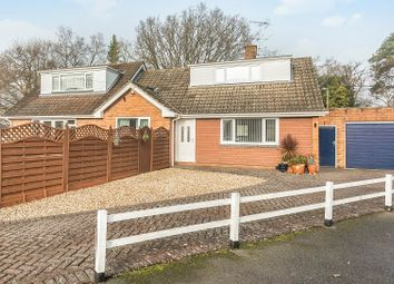 Thumbnail 4 bed detached house for sale in Kirkwood Crescent, Burghfield Common, Reading