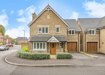 Thumbnail 4 bed detached house for sale in Richmond Crescent, Epsom