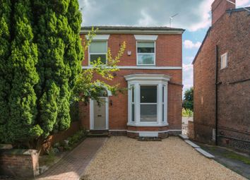 Thumbnail 3 bed semi-detached house for sale in Langham Road, Bowdon, Altrincham