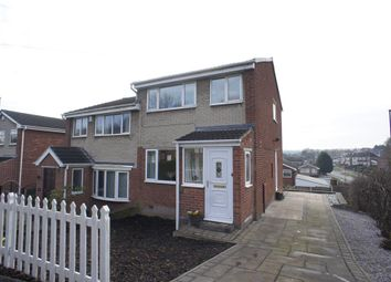 Thumbnail 3 bedroom semi-detached house for sale in Hollybank Drive, Intake, Sheffield