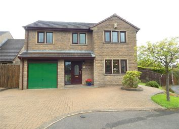 Thumbnail 4 bed detached house for sale in Donshort Mews, Barrowford, Nelson, Lancashire