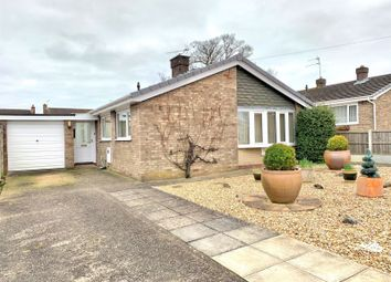 Thumbnail 3 bed bungalow for sale in Granson Way, Washingborough, Lincoln