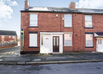 Thumbnail 2 bedroom terraced house for sale in Hempshill Lane, Bulwell, Nottingham