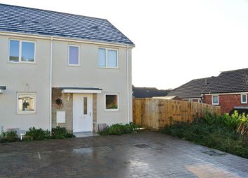 Thumbnail 2 bed terraced house for sale in Grassendale Avenue, Plymouth