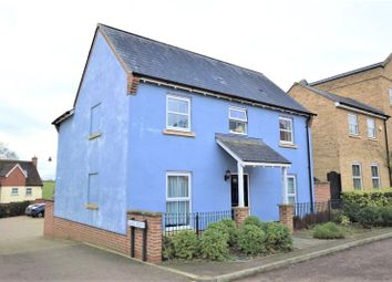 Thumbnail 3 bed detached house for sale in Bayford Way, Stansted