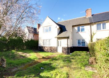 Thumbnail 3 bed semi-detached house for sale in Montfort Crescent, Sherwood, Nottingham