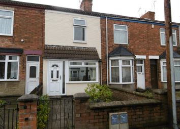 Thumbnail 2 bed terraced house for sale in Ropery Road, Gainsborough