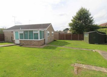 Thumbnail 2 bed detached bungalow for sale in Groomes Close, Hopton, Great Yarmouth