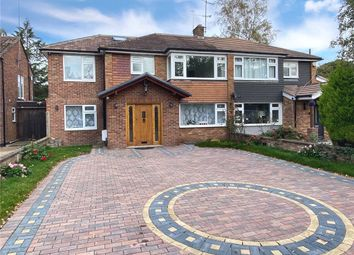 Thumbnail 5 bed semi-detached house for sale in Cabrol Road, Farnborough