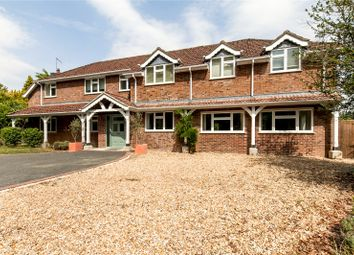 Thumbnail 5 bed detached house for sale in Dean Lane, Winchester, Hampshire