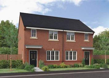"Thumbnail 2 bed mews house for sale in ""The Yare"" at Parkside, Hebburn"