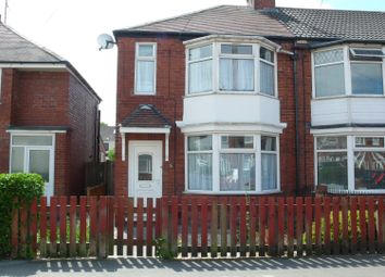 Thumbnail 3 bed terraced house to rent in Welwyn Park Avenue, Hull