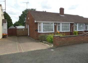 Thumbnail 2 bed bungalow to rent in Linford Avenue, Newport Pagnell