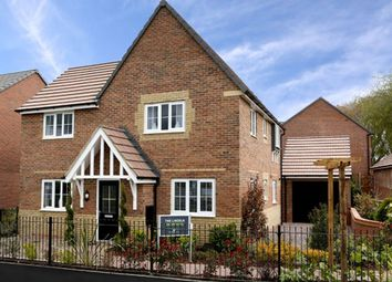 """Thumbnail 4 bed detached house for sale in """"Lincoln"""" at Eldon Way, Crick Industrial Estate, Crick, Northampton"""