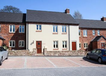 Thumbnail 3 bed town house to rent in Church Croft, Caverswall, Stoke-On-Trent