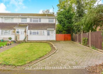 Thumbnail 3 bedroom end terrace house for sale in Sebright Road, Markyate, St. Albans