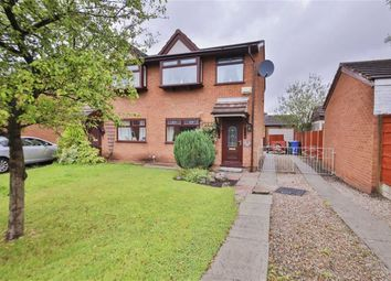 Thumbnail 3 bed town house for sale in Long Meadows, Chorley, Lancashire
