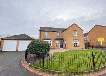 4 bed detached house to rent in Darwin Crescent, Loughborough LE11