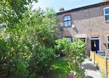 Thumbnail 2 bedroom terraced house for sale in Cotton Hill, Withington, Manchester