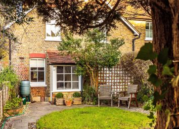 Thumbnail 2 bed semi-detached house for sale in Watery Lane, Merton Park, London